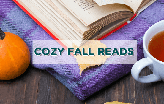 Spend time with these fall reads